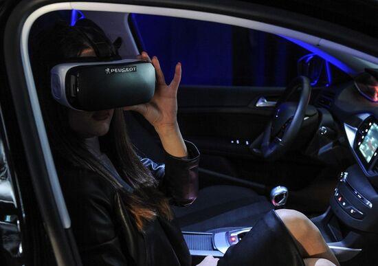 Peugeot, Stefano Accorsi firma i video Oculus