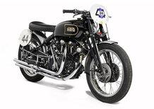 Vincent Black Lightning: una delle moto più costose al mondo all'asta