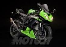 Kawasaki presenta le special edition