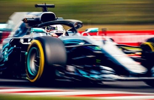 F1, GP Ungheria 2018, Gara: Hamilton beffa le Rosse (7)