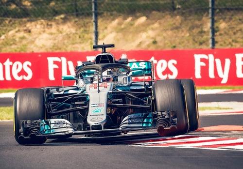 F1, GP Ungheria 2018, Gara: Hamilton beffa le Rosse (8)