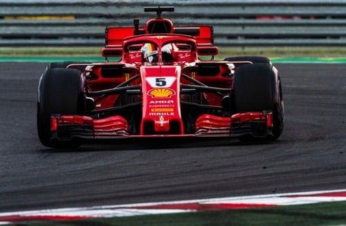 F1, GP Ungheria 2018, Gara: Hamilton beffa le Rosse (2)