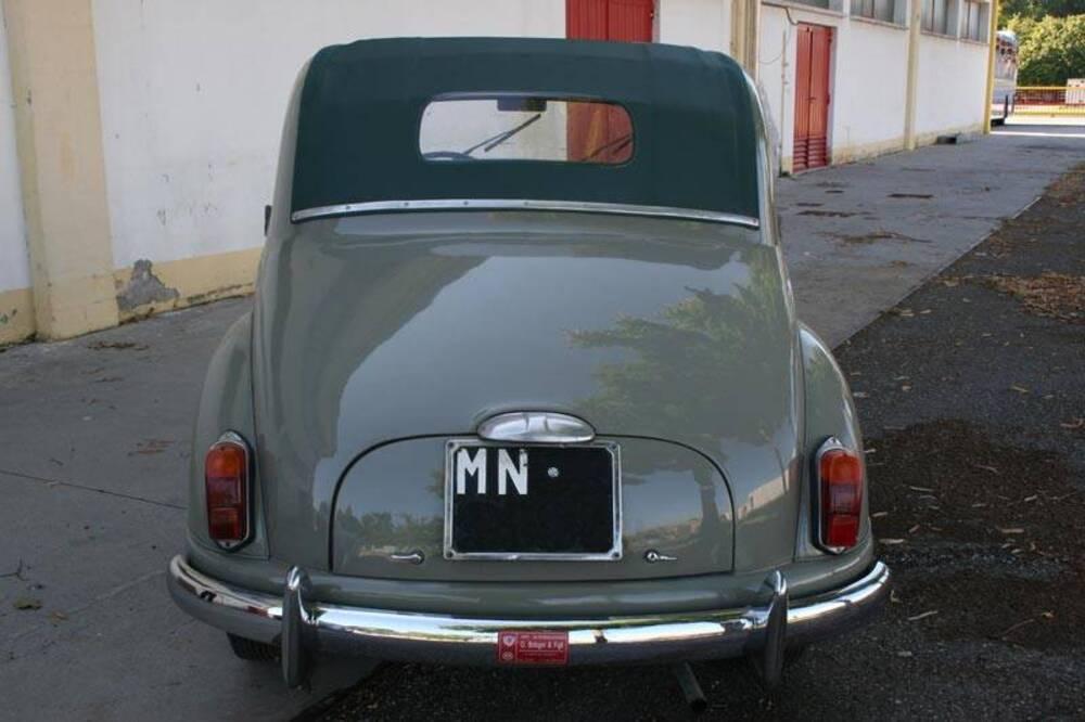 500 C Topolino d'epoca del 1953 a Viadana (3)