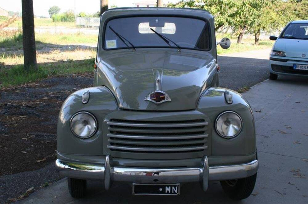 500 C Topolino d'epoca del 1953 a Viadana (5)