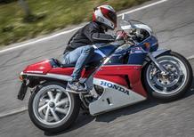 YoungTimer Moto.it: Honda RC30. Proviamo i miti del passato