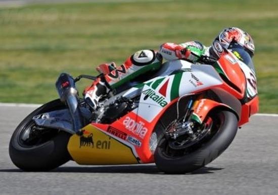 Prima giornata di prove a Valencia: sei Ducati nei primi otto posti