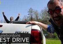 Toyota Hilux | Come uscire dalle insidie della vita... in fuoristrada