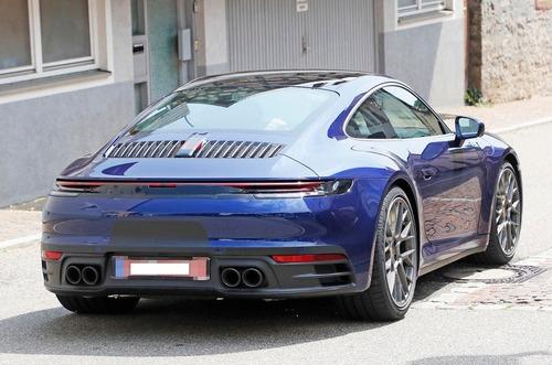 Nuova Porsche 911, serie 992: eccola in veste definitiva? (3)