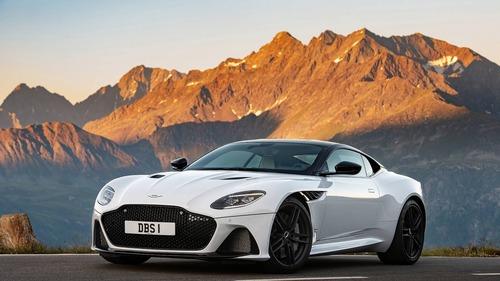 Aston Martin DBS Superleggera 2018: GT da sogno (3)