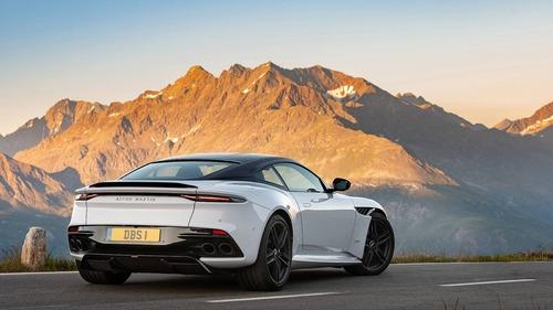 Aston Martin DBS Superleggera 2018: GT da sogno (7)