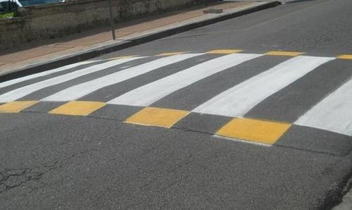 Dossi stradali, Vicenza: tolti dalle vie principali