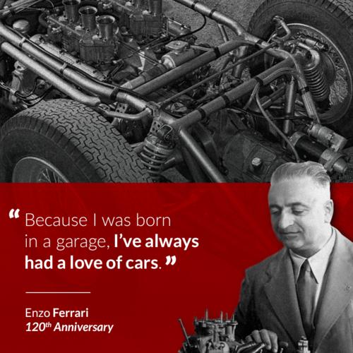Enzo Ferrari, il ricordo a 30 anni dalla scomparsa (3)