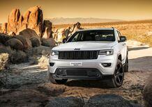 Jeep Grand Cherokee Upland, il nuovo allestimento amplia la scelta