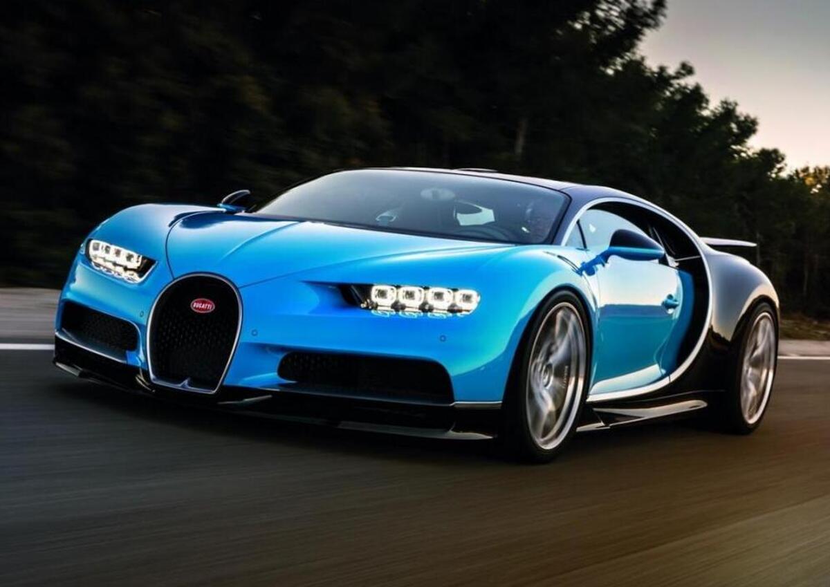 Bugatti Chiron Ecco La Hypercar Da 420 Km H Al Salone Di Ginevra 2016 Saloni Automoto It