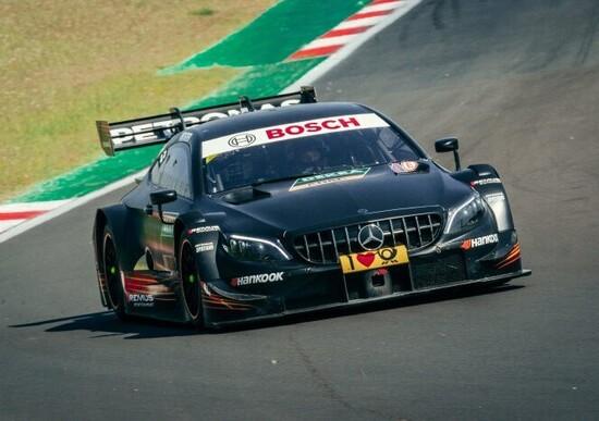 DTM, Sebastien Ogier correrà con la Mercedes