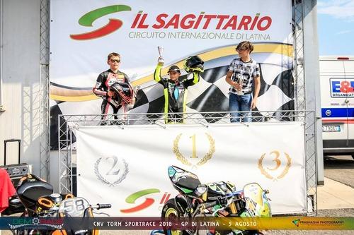 TORM, CNV e Sportrace Cup: il Sagittario (4)
