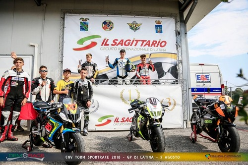 TORM, CNV e Sportrace Cup: il Sagittario (8)