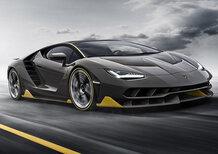 Lamborghini Centenario, i 100 anni di Ferruccio al Salone di Ginevra 2016 [Video]