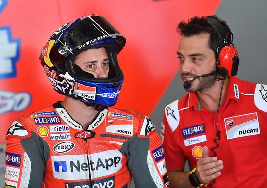 MotoGP 2018. Dovizioso: Marquez sa dove osare per batterci