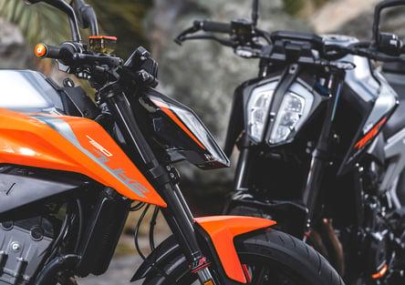 Con KTM 790 Duke sarai ospite della MotoGP a Misano: è facilissimo, partecipa con noi!