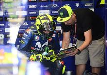 MotoGP 2018. Rossi: Mi sono anche divertito...