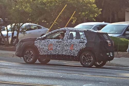 USA, Ecco il nuovo Crossover GMC che sfiderà Jeep Renegade (2)