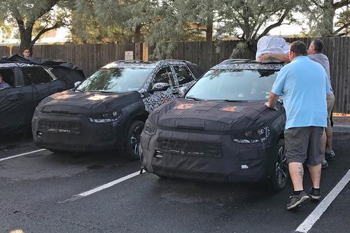 USA, Ecco il nuovo Crossover GMC che sfiderà Jeep Renegade (7)