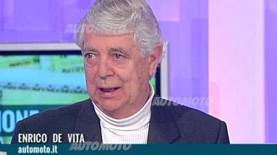 L'ingegnere Enrico De Vita