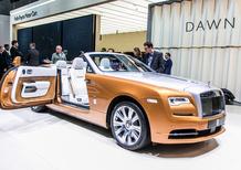Rolls-Royce al Salone di Ginevra 2016