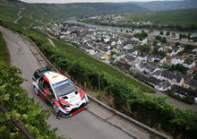 WRC18 Germania. Prima Tappa. Dove eravamo rimasti? Ah, sì, Ott Tanak e Toyota
