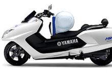 L'Airbag per scooter e i brevetti Yamaha