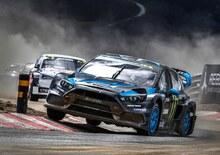 Rallycross elettrico? Non prima del 2021