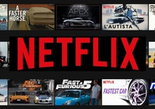I motori su Netflix: film, serie TV e documentari 2018/2019
