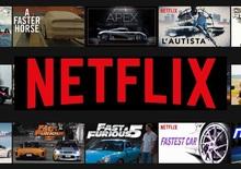 I motori su Netflix: film, serie TV e documentari 2018/2019