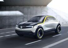 Opel GT X Experimental, l'Opel di domani