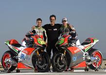 MotoGP. Presentata l'Aprilia  RS-GP 2016
