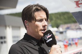 James Toseland commentatore TV