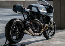 Ducati Monster 1200S The Indigo Flyer da Rough Crafts