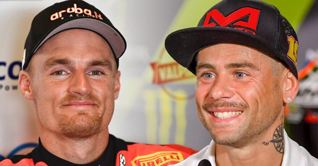 SBK - Bautista e Davies nel team Aruba.it Racing Ducati 2019