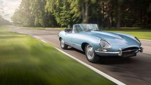 Jaguar, la rinascita elettrica della E-Type. Diventa un modello di serie (9)