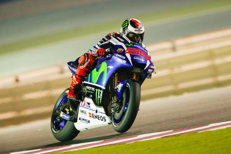 MotoGP. Qatar Test, Day1. La cronaca