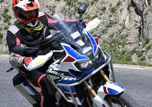 Tour Alpino sul Cielo d'Europa con la Honda Africa Twin Adventure Sport DCT