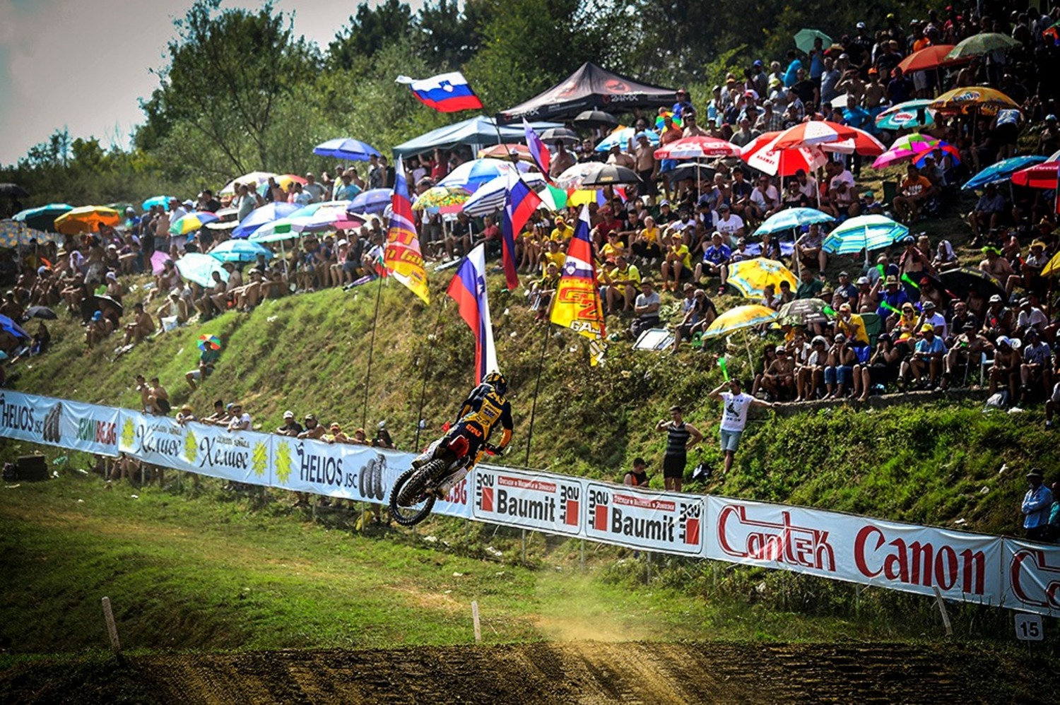 Gallery MX 2018. Il GP di Bulgaria