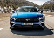 Ford Mustang, prossima generazione non prima del 2021