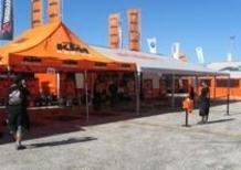La KTM pronta per la Six Days 2010 in Messico