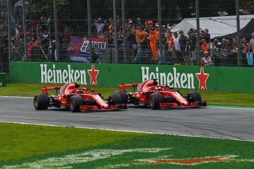 F1, GP Italia 2018: vince Hamilton. Secondo Raikkonen (5)