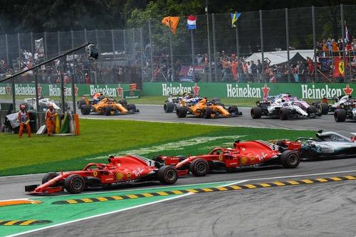 F1, GP Italia 2018, Hamilton: «Vincere qui è un privilegio» (4)