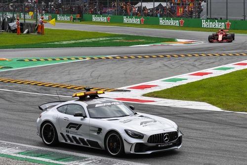 F1, GP Italia 2018, Hamilton: «Vincere qui è un privilegio» (7)
