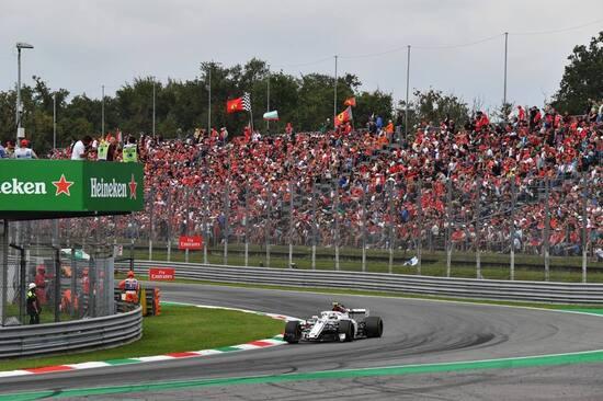 Weekend di gara incolore a Monza per Leclerc