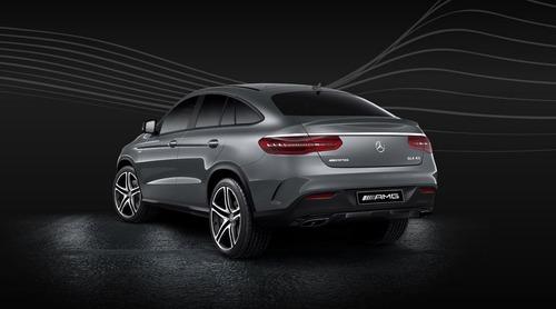 Mercedes: pacchetto Race Edition per CLA 45, C Coupé 43 e GLE Coupé 43 AMG (9)